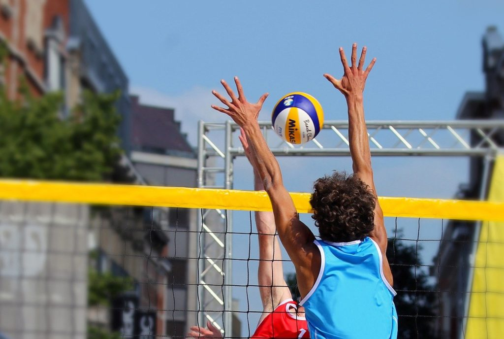 Sport collectif - Volleyball